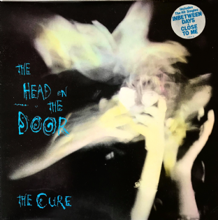 Cure (The) - The Head On The Door (LP) (VG/VG-)
